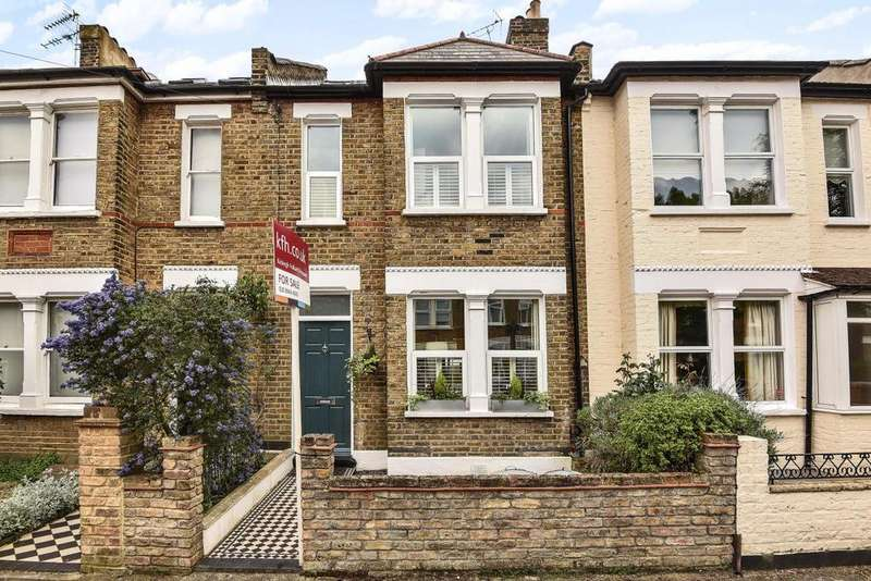 3 Bedrooms Terraced House for sale in Florence Road, Wimbledon