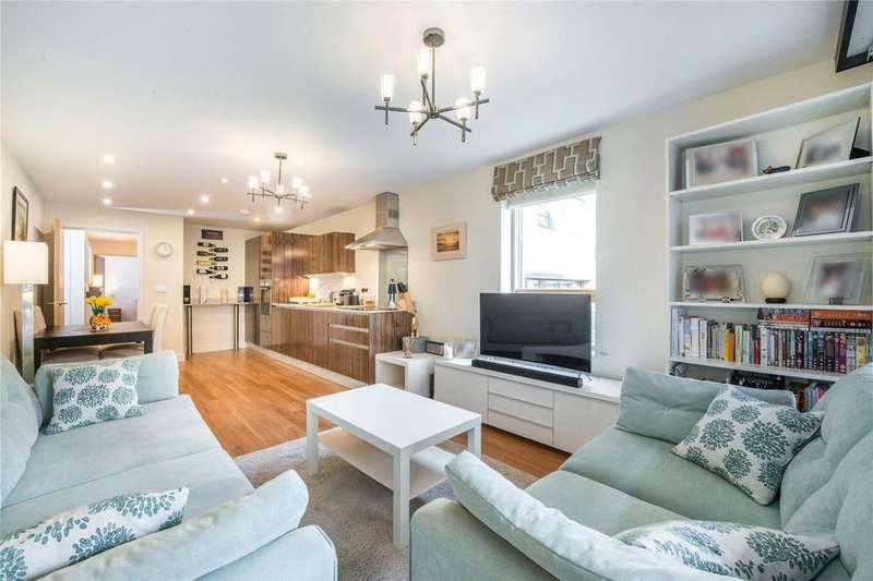 2 Bedrooms Flat for sale in Mildmay Avenue, Islington, London