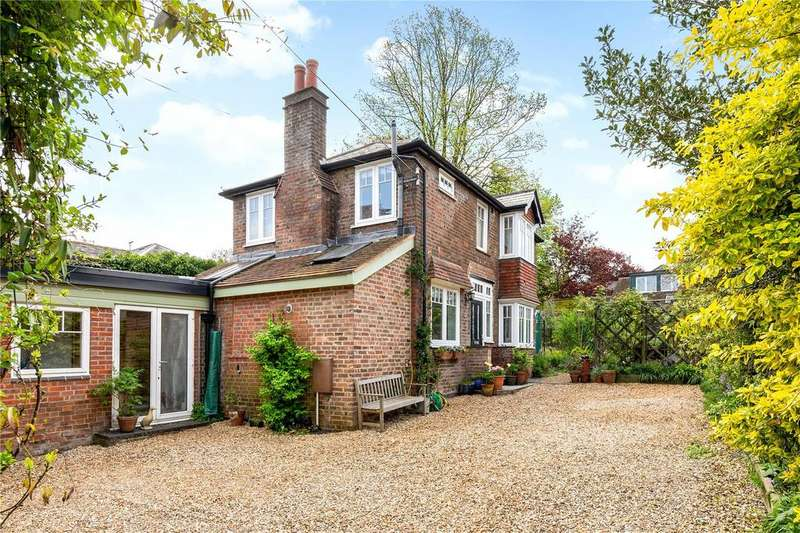 4 Bedrooms Detached House for sale in High Street, Tring, Hertfordshire, HP23