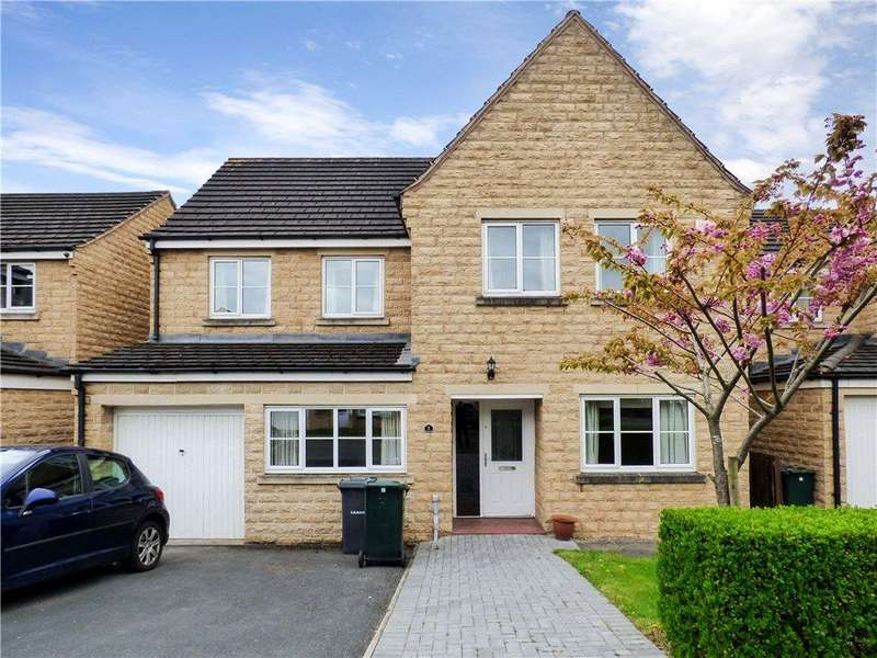 4 Bedrooms Detached House for rent in Tulyar Court, Gilstead, Bingley, West Yorkshire