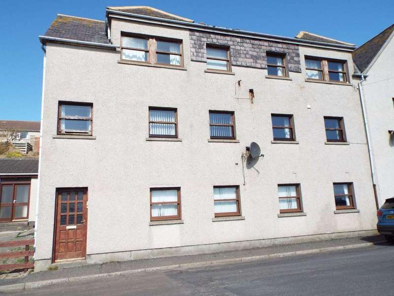 2 Bedrooms Flat for sale in Flat 2, 11 The Shore, Wick