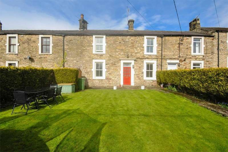 3 Bedrooms Terraced House for sale in Uppertown, Wolsingham, Bishop Auckland, County Durham