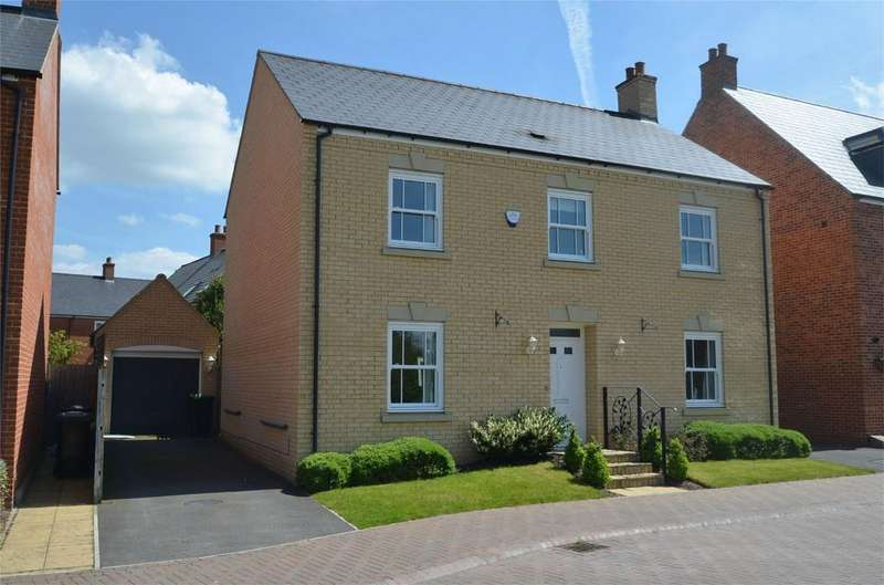 4 Bedrooms Detached House for sale in Bridge View, SHEFFORD