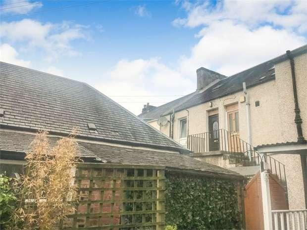 2 Bedrooms Flat for sale in Cobden Street, Alva, Clackmannanshire