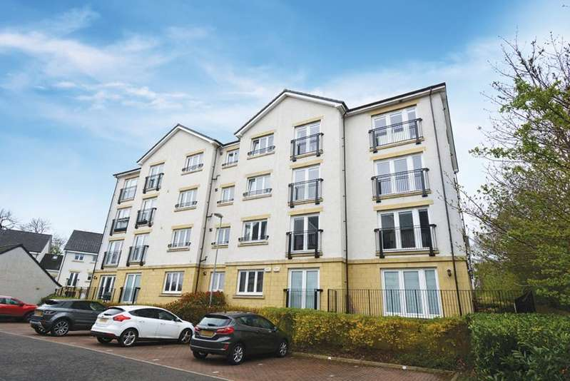 2 Bedrooms Flat for sale in 4 Kelvindale Court, Kelvindale, G12 0HA