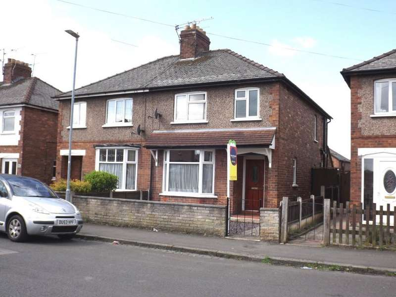 3 Bedrooms Semi Detached House for sale in Ernest Street, Crewe