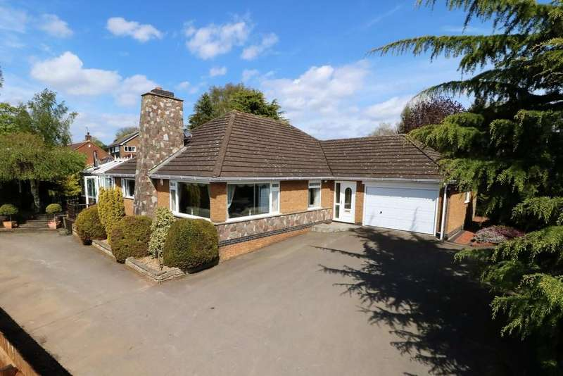 3 Bedrooms Detached Bungalow for sale in Heather Lane, Ravenstone