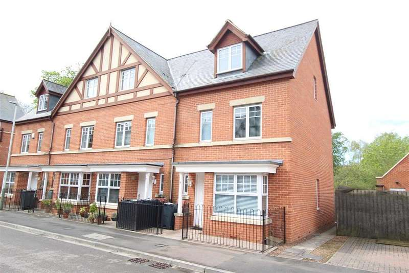 4 Bedrooms Town House for sale in Scholars Park, Darlington