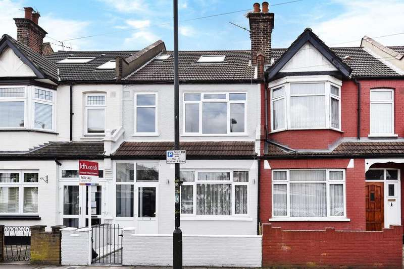 4 Bedrooms Terraced House for sale in Links Road, Tooting
