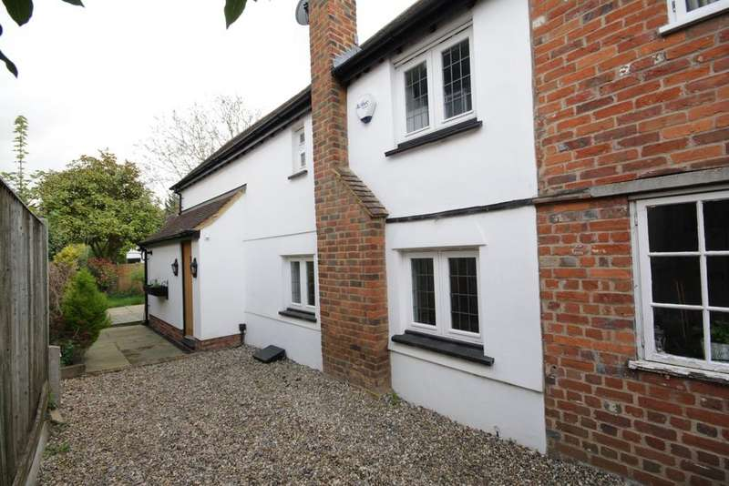 2 Bedrooms Cottage House for sale in Church Lane, Bray