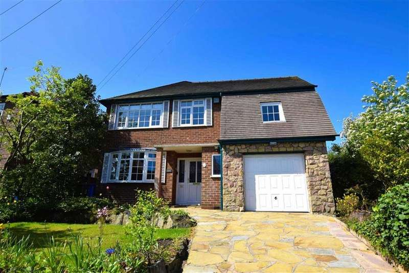 4 Bedrooms Detached House for sale in Egerton Road, Hale, Cheshire, WA15