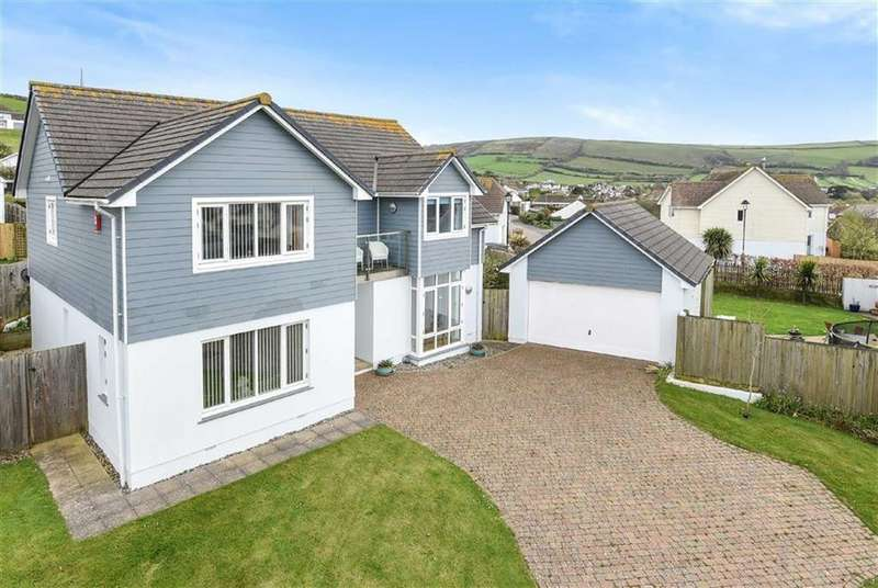 5 Bedrooms Detached House for sale in Penny Hill, Croyde, Devon, EX33