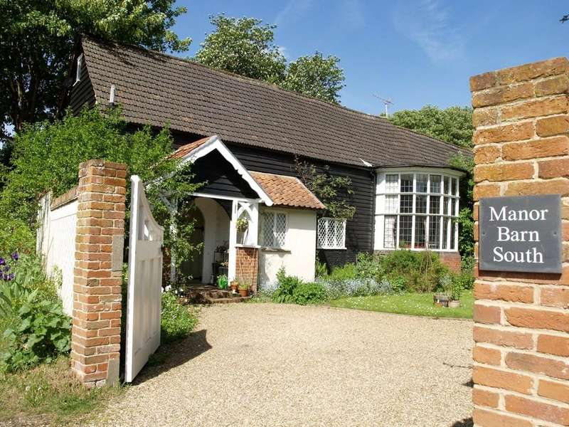 5 Bedrooms Barn Conversion Character Property for sale in Hoddesdon Road, Stanstead Abbotts