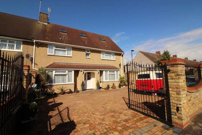 6 Bedrooms End Of Terrace House for sale in Addison Road, Enfield