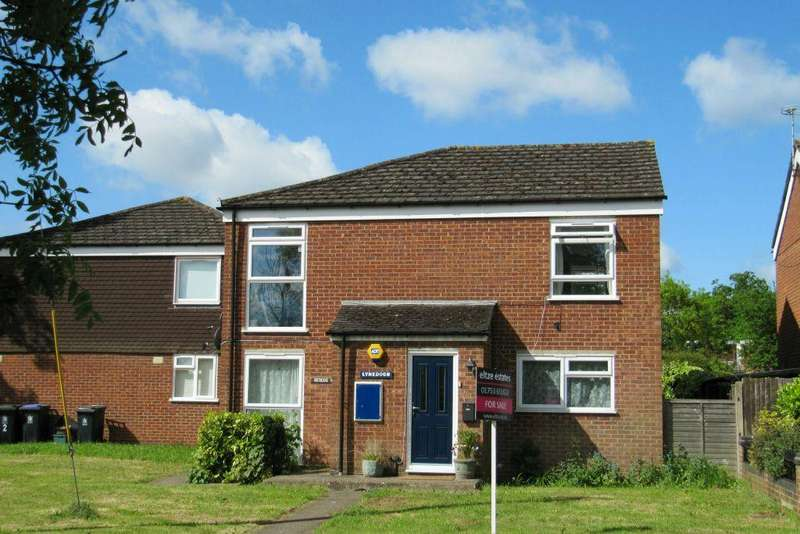2 Bedrooms Maisonette Flat for sale in Bangors Road North, Iver Heath, Bucks SL0 0RY