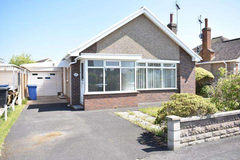 2 Bedrooms Detached Bungalow for sale in Nant Close, Rhuddlan