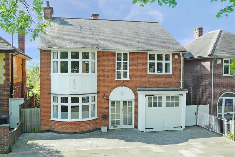 4 Bedrooms Detached House for sale in Barclay Street, Westcotes, Leicester