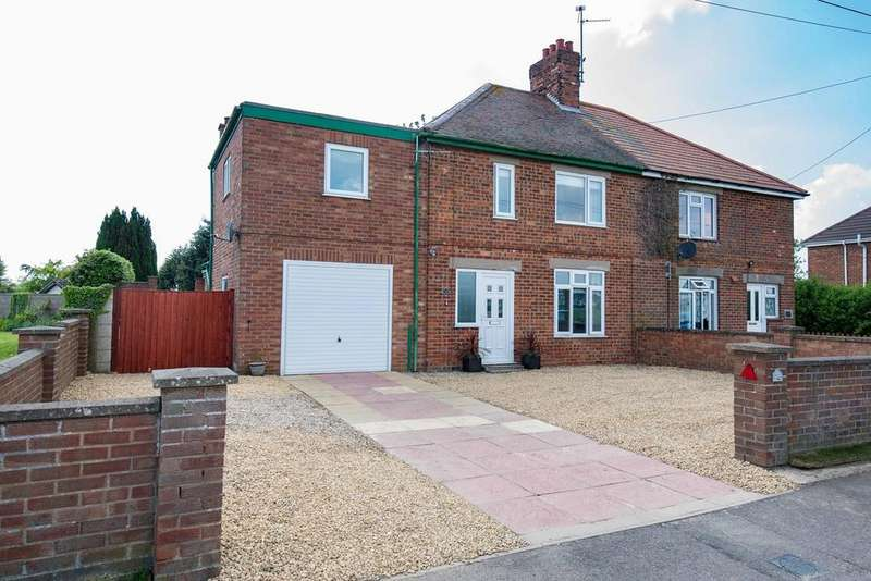 3 Bedrooms Semi Detached House for sale in Washway Road, Holbeach, PE12