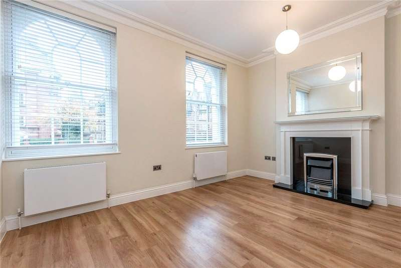 2 Bedrooms Flat for sale in Liverpool Road Barnsbury Islington
