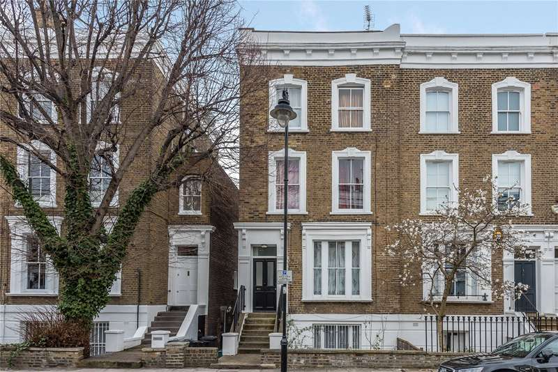 1 Bedroom Flat for sale in Oakley Road Islington London