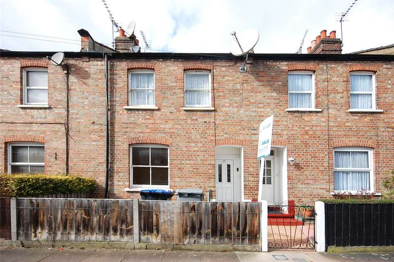 3 Bedrooms Terraced House for sale in Aylesbury Street London