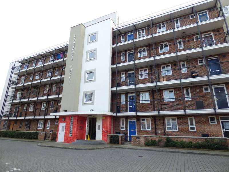 4 Bedrooms Flat for sale in Ashcombe House Devins Road Bow