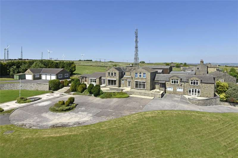 6 Bedrooms Property for sale in Halifax Road Scapegoat Hill Huddersfield