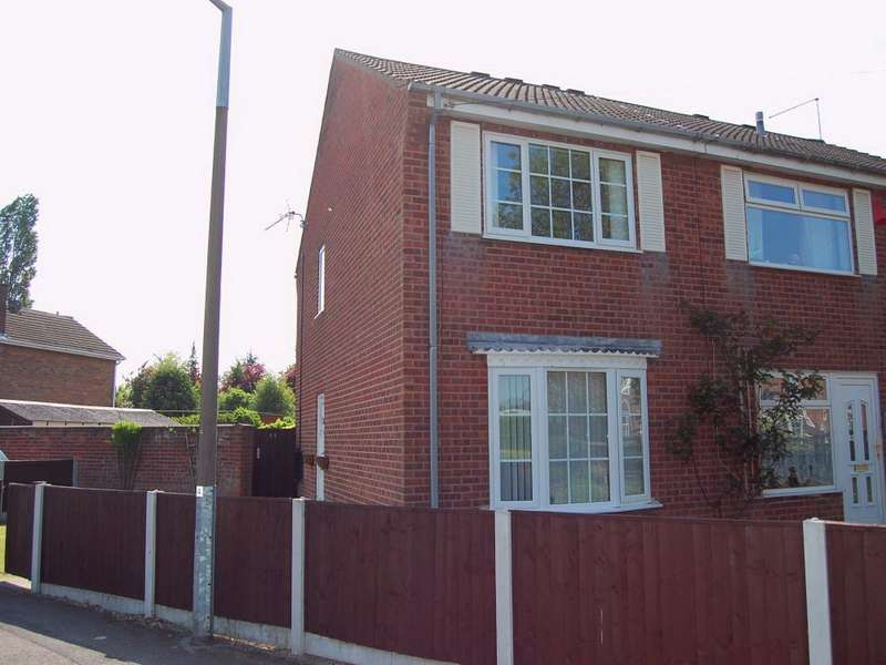 2 Bedrooms Property for rent in Barlow Drive South Awsworth Nottingham