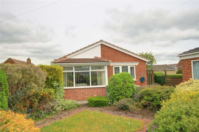 2 Bedrooms Detached Bungalow for sale in Ewehurst Crescent, Dipton, Stanley, DH9