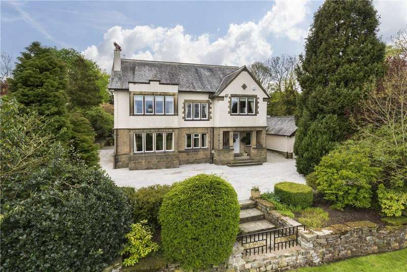 6 Bedrooms Detached House for sale in Bradford Road, Burley In Wharfedale, Ilkley, West Yorkshire
