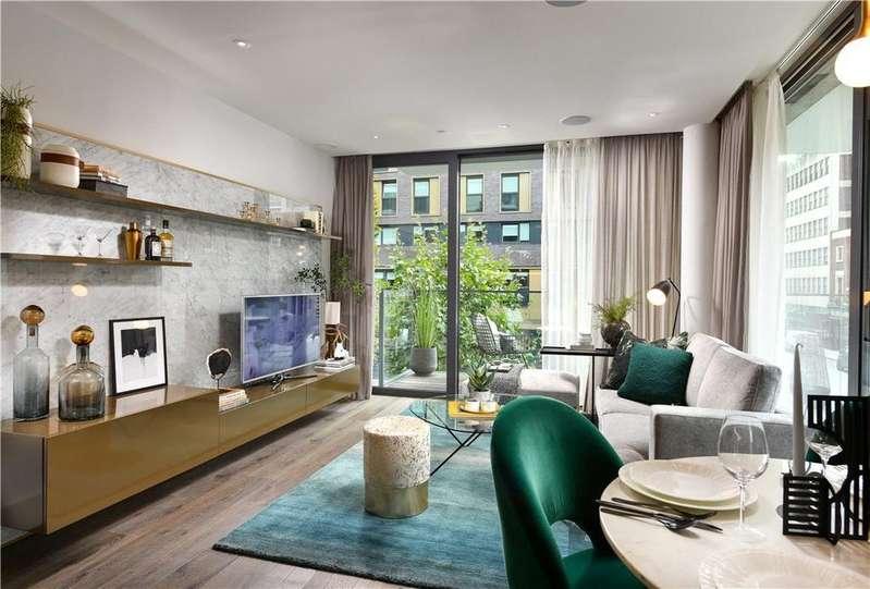 2 Bedrooms Flat for sale in Goodman's Fields, Leman Street, Aldgate, London, E1