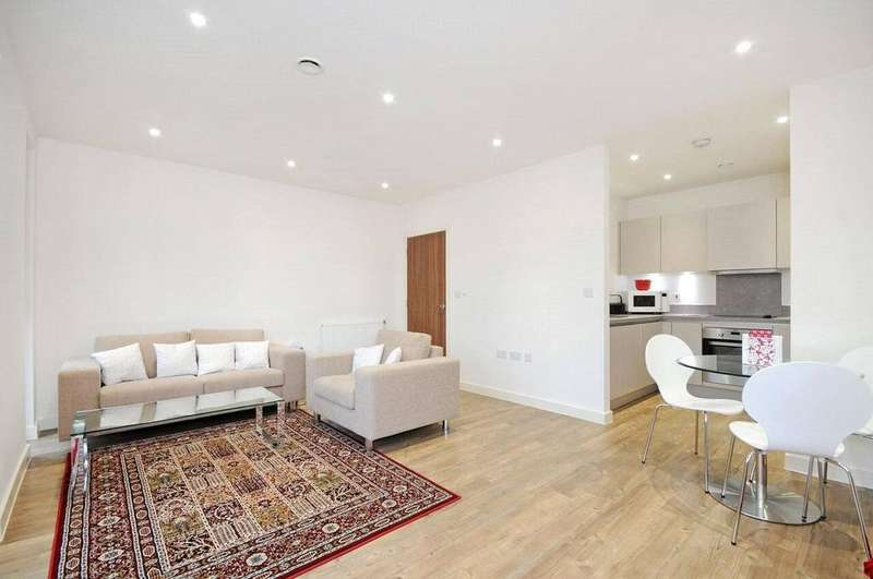 1 Bedroom House for sale in Moorhen Drive, Hendon, London, NW9