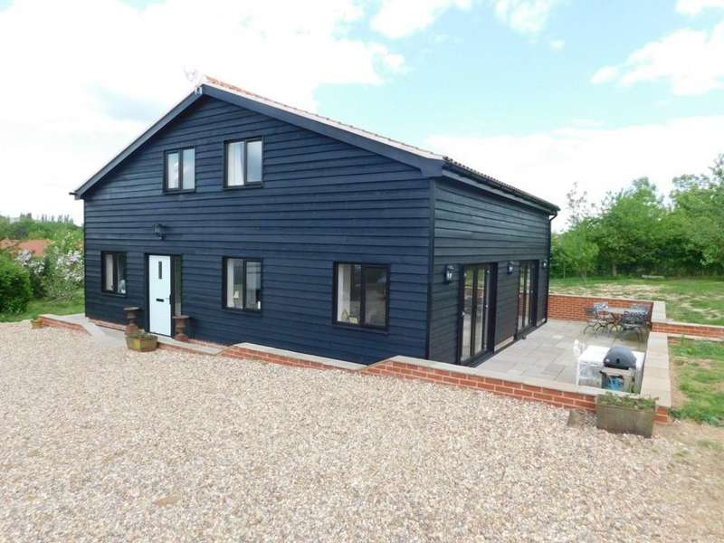 4 Bedrooms Detached House for sale in Ringshall