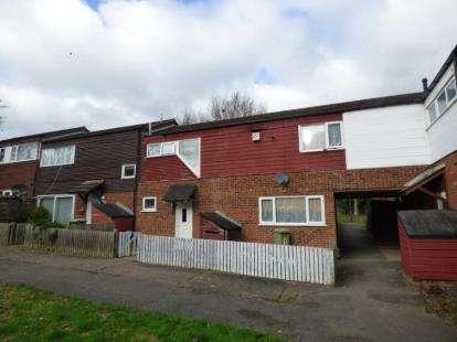 4 Bedrooms End Of Terrace House for sale in Market Hill, Eaglestone, Milton Keynes