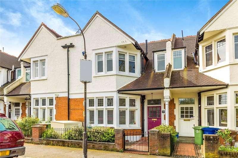 3 Bedrooms Terraced House for sale in Pickwick Road, Dulwich Village, London, SE21