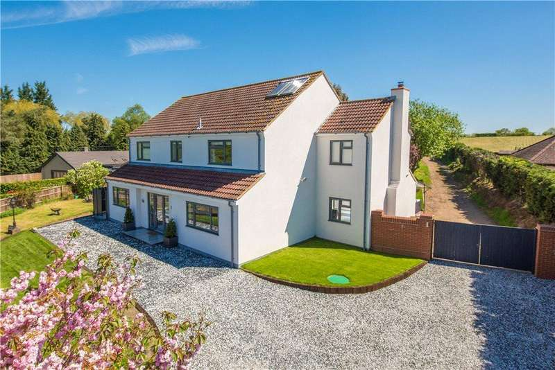 5 Bedrooms Detached House for sale in West End, Haynes, Bedford, Bedfordshire