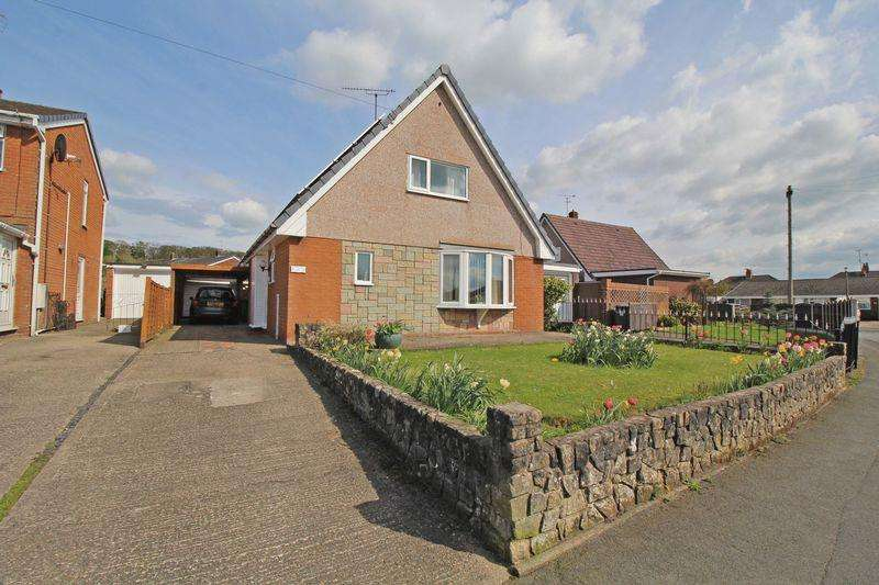 2 Bedrooms Detached House for sale in Lodgevale Park, Chirk