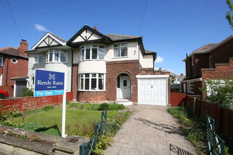 3 Bedrooms Semi Detached House for sale in Oxbridge Avenue, Stockton-On-Tees, TS18