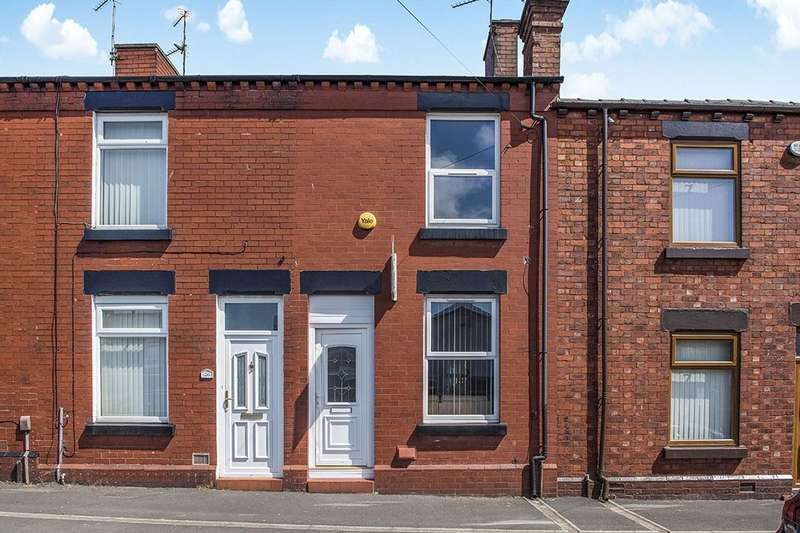 2 Bedrooms Terraced House for sale in Atherton Street, St. Helens, WA10