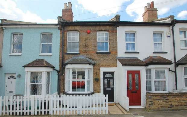 2 Bedrooms Terraced House for sale in Sultan Street, BECKENHAM, Kent