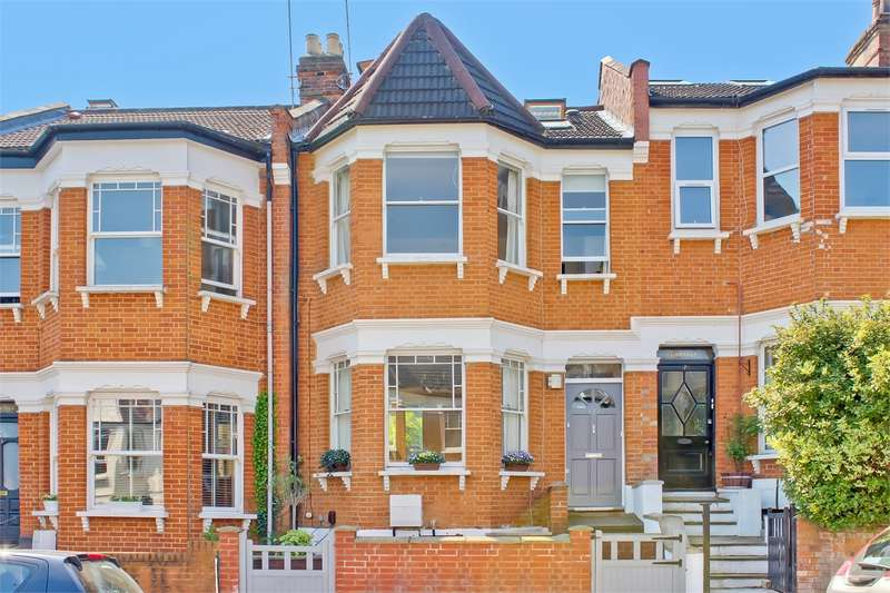 5 Bedrooms End Of Terrace House for sale in Victoria Road, Alexandra Park, London