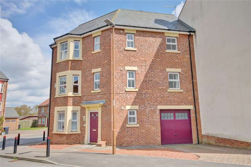 4 Bedrooms End Of Terrace House for sale in Kirkwood Drive, Durham, DH1