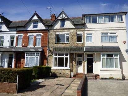 4 Bedrooms Terraced House for sale in Livingstone Road, Kings Heath, Birmingham, West Midlands