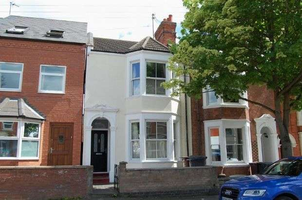 3 Bedrooms Terraced House for sale in Stimpson Avenue, Abington, Northampton NN1 4LP