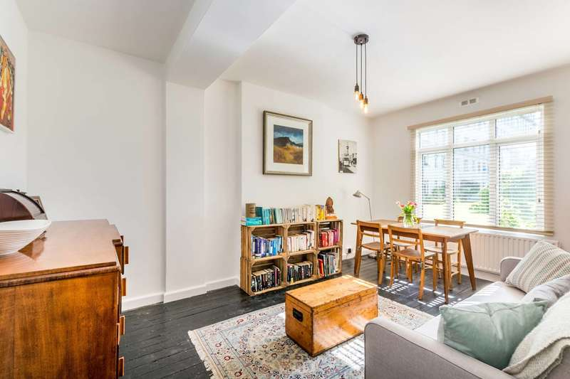 2 Bedrooms Flat for sale in Brixton Hill Court, Brixton, SW2