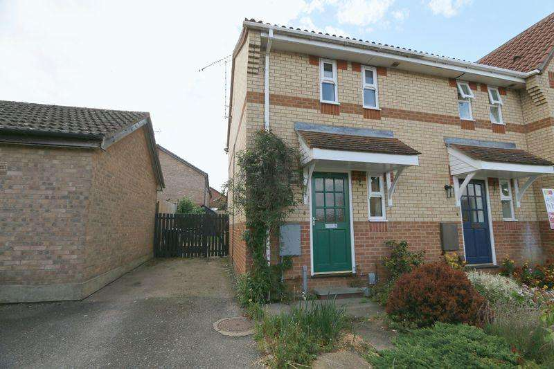 1 Bedroom Terraced House for sale in Spencer Croft, Ely