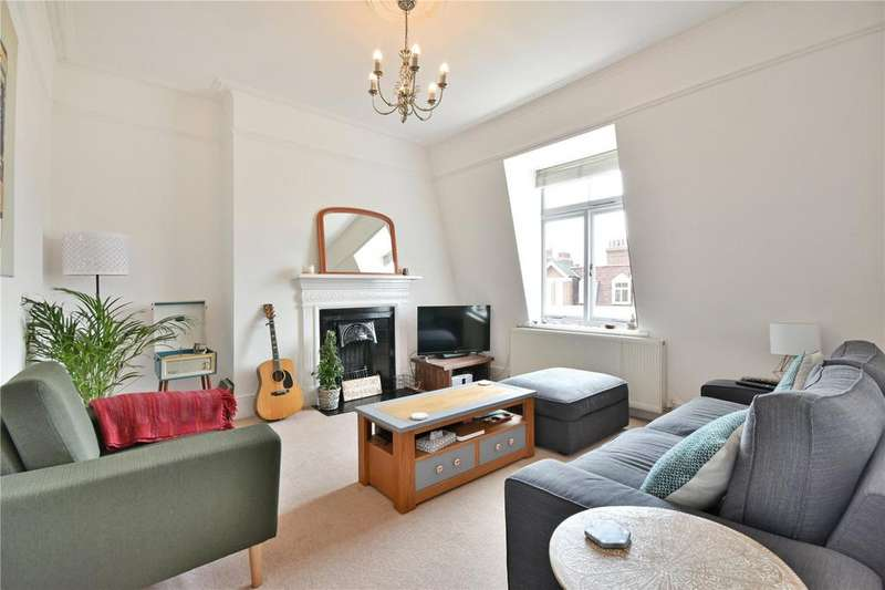 2 Bedrooms Apartment Flat for sale in Yale Court, Honeybourne Road, NW6