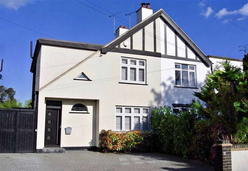 4 Bedrooms Semi Detached House for sale in Westbourne Grove, Westcliff-on-sea, Essex