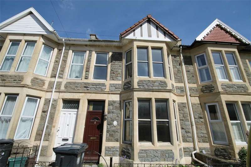 3 Bedrooms Terraced House for sale in Victoria Park, Fishponds, Bristol