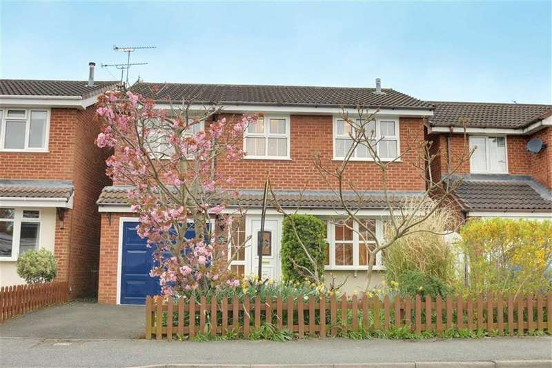 4 Bedrooms Detached House for sale in Bleasdale Road, Leighton, Crewe